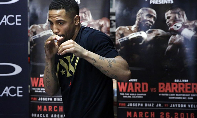 andre ward defends sergey kovalev off poor reviews of chilemba fight rh ringtv com ward elementary homepage ward school homepage
