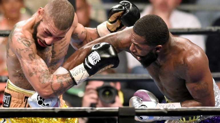Photo gallery: Adrien Broner vs. Ashley Theophane