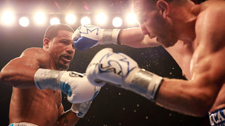 Dirrell brothers score victories in Spike TV co-main events