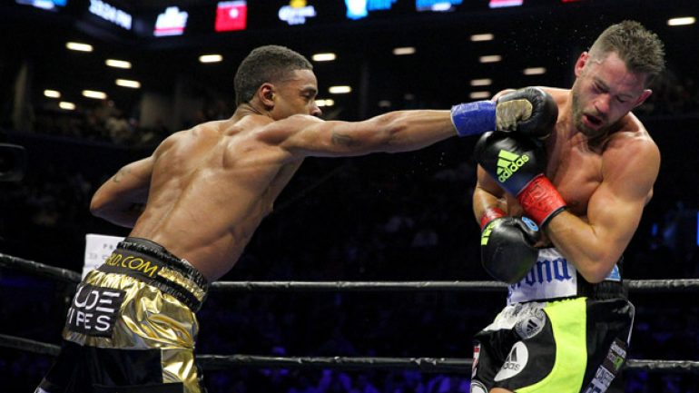 "Errol Spence Jr. lives up to the hype and his nickname, ""The Truth"""