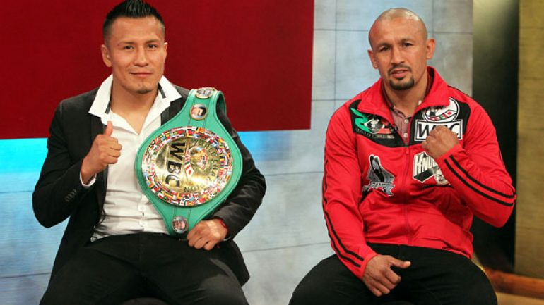 Francisco Vargas issued temporary license after failed drug test