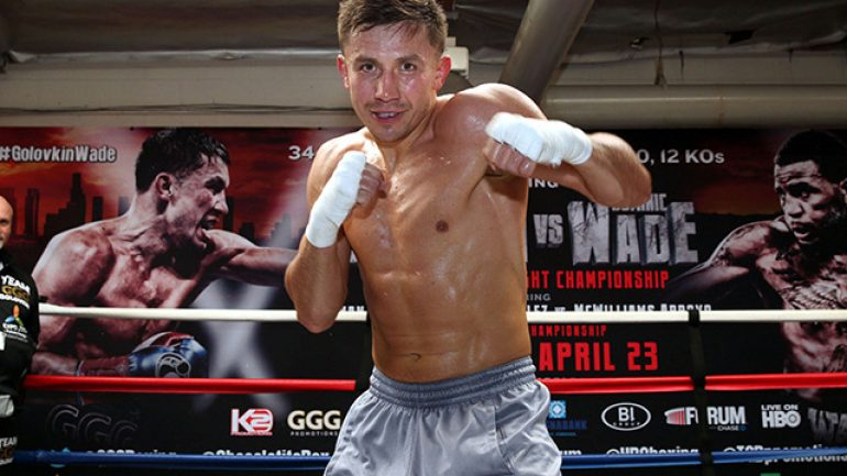 Despite rising fame, Gennady Golovkin remains humble, keeps it simple