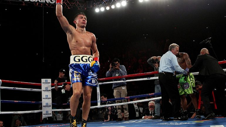 Golovkin scores HBO's highest boxing rating for 2016 vs. Wade