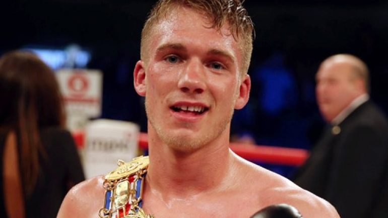 Nick Blackwell 'flatlined and died' after fight, denounces Eubank reaction