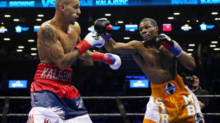 Travis Peterkin and Radivoje Kalajdzic in talks for ShoBox fight