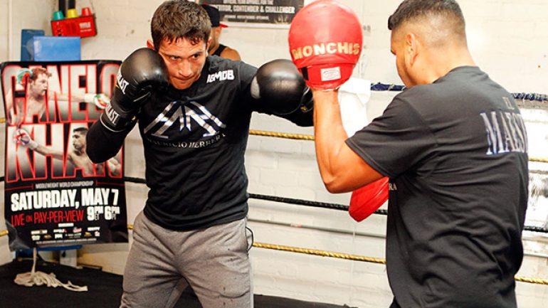 Opposites attack: Mauricio Herrera vs. Frankie Gomez