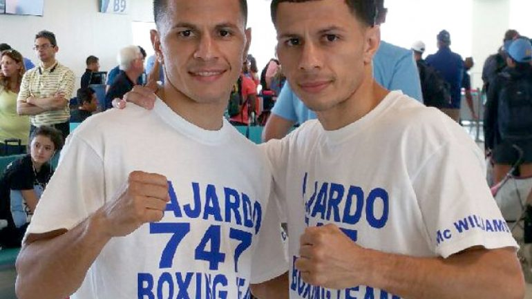 McWilliams Arroyo motivated by twin to beat Chocolatito