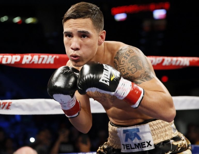 Oscar Valdez Stops Evgeny Gradovich In Round 4 The Ring