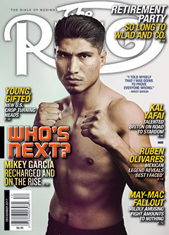 Mikey Garcia Seeks Pay Per View Stardom On Road To