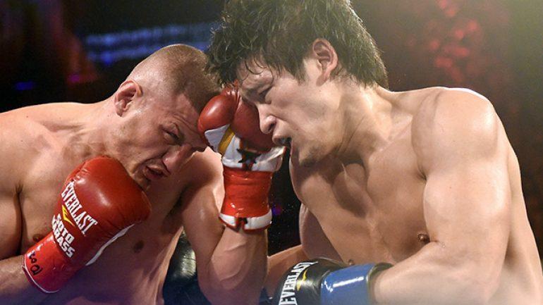 Jesus Soto Karass-Yoshihiro Kamegai ends in a draw; nobody complains