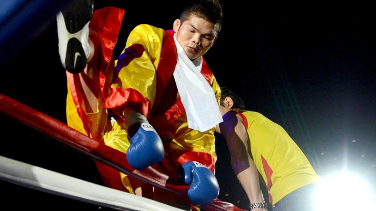 Suriyan Sor Rungvisai to face Anselmo Moreno on Saturday