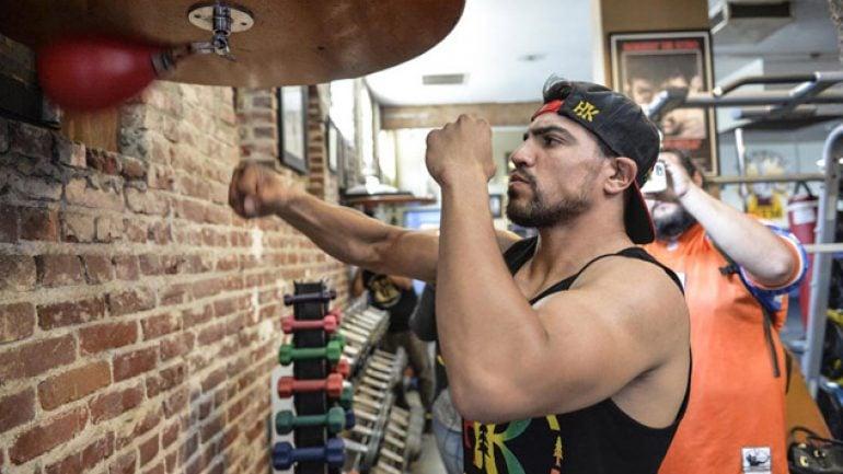 Victor Ortiz says Berto rematch will be his 'rebirth'