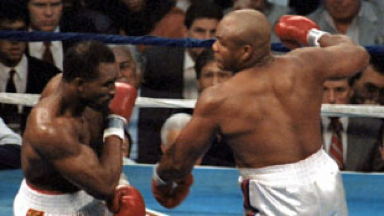 Evander Holyfield vs. George Foreman: The pound-for-pound pay-per-view king