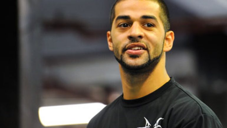 Will Sadam Ali step aside for Brandon Rios?