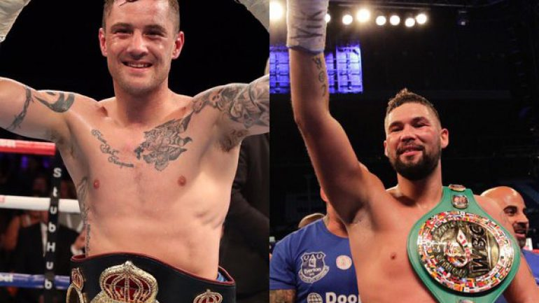 RING Ratings update: Ricky Burns, Tony Bellew make statements