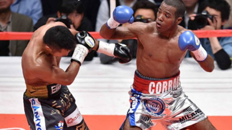 Corrales 2-for-2 against Uchiyama; Taguchi-Canizales ends in draw