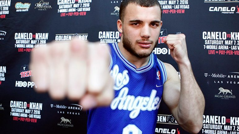 Glen Tapia targets David Lemieux with new outlook on boxing
