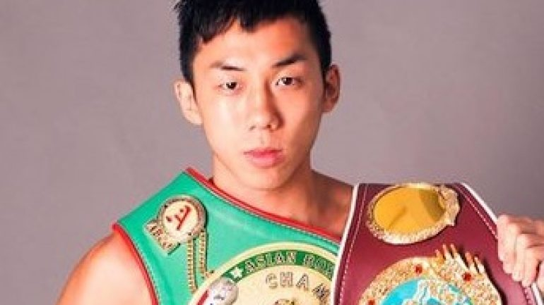 Rex Tso remains unbeaten, stops Young Gil Bae in four