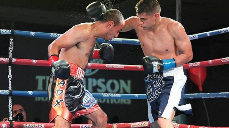 Daniel Roman stops Christian Esquivel in five