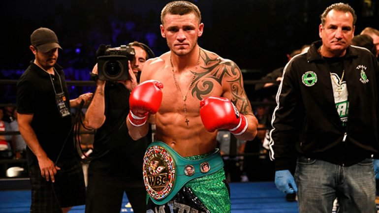 Joe Smith Jr. demolishes Andrzej Fonfara in shocking upset