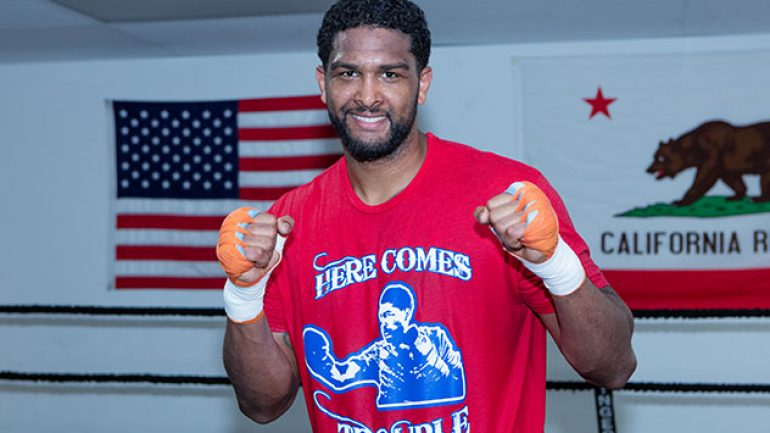 Dominic Breazeale's confidence 'sky high' ahead of Joshua fight
