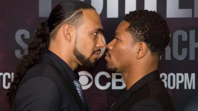 Fight Picks: Keith Thurman vs. Shawn Porter