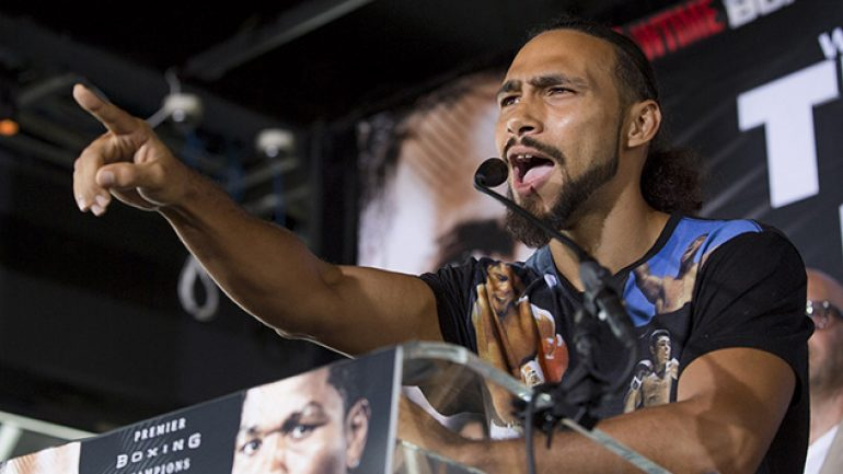 Photos: Keith Thurman-Shawn Porter final press conference