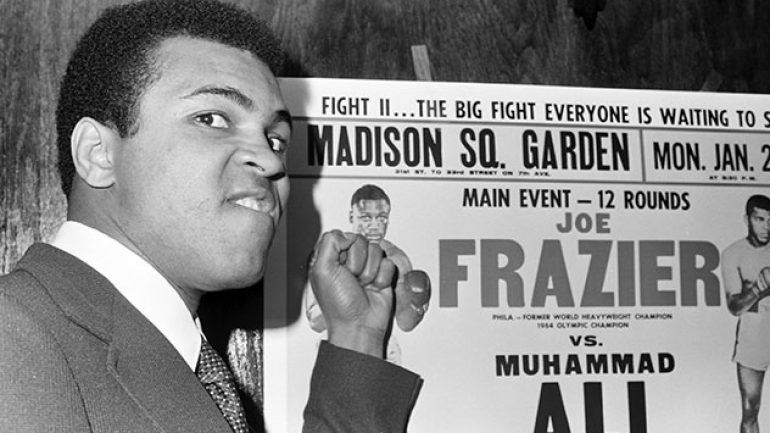 The world comes out to celebrate 'The Greatest'