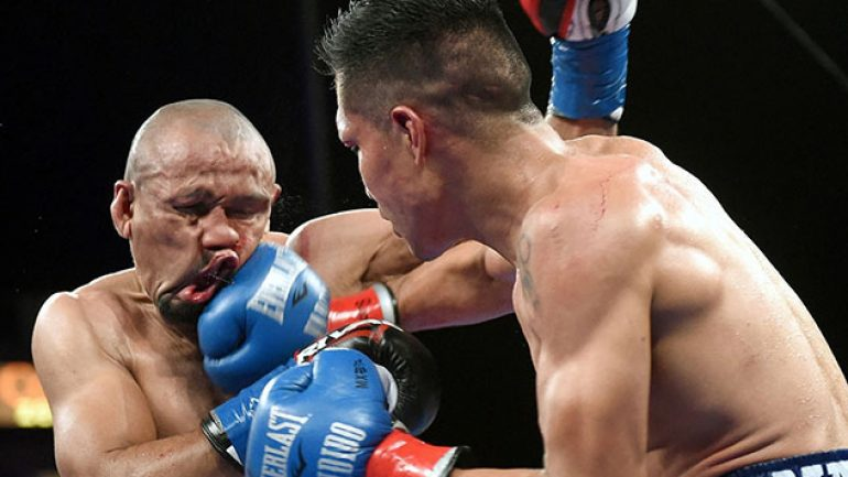 Photo gallery: Francisco Vargas vs. Orlando Salido