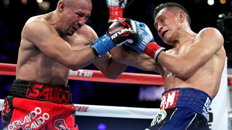 Orlando Salido and Francisco Vargas brawl to majority draw