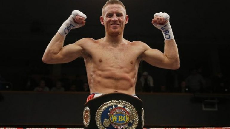 Terry Flanagan-Mzonke Fana moved to July 16 in Wales