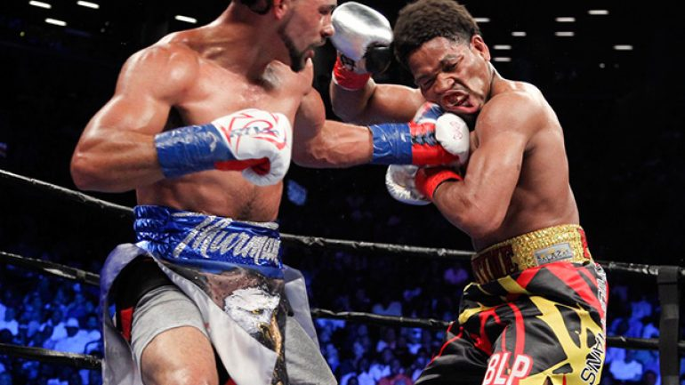 Keith Thurman retains title in highly entertaining battle with Shawn Porter
