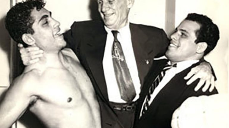 Boxing Hall of Fame: Whitey Esneault, the unknown trainer
