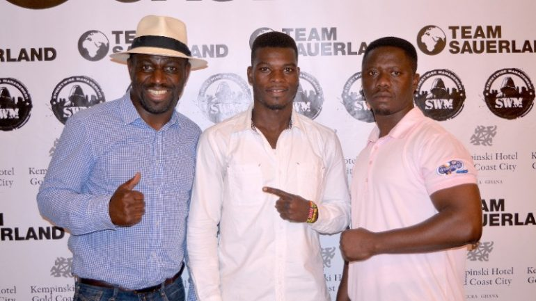 Commey and Easter to meet for vacant IBF lightweight title