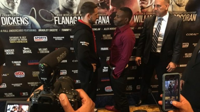 Guillermo Rigondeaux arrives in U.K. for Dickens clash