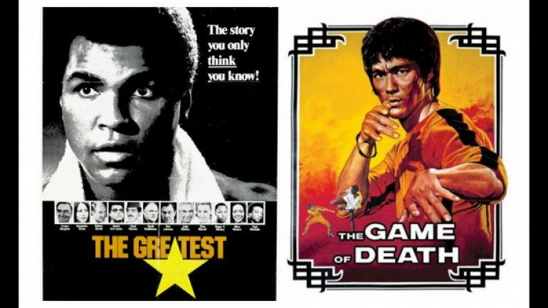 Muhammad Ali and Bruce Lee: Battle of Icons