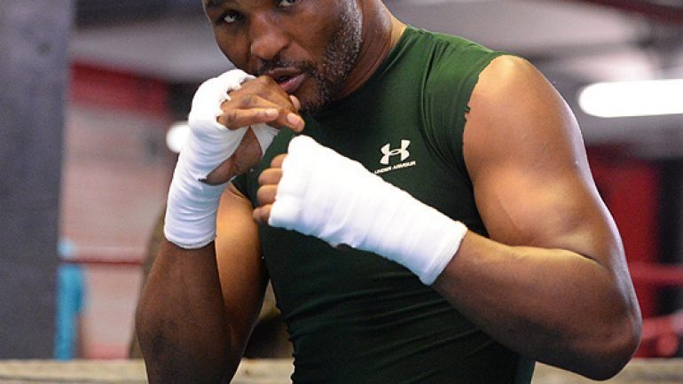 Bernard Hopkins claims there is racism in sports, especially boxing