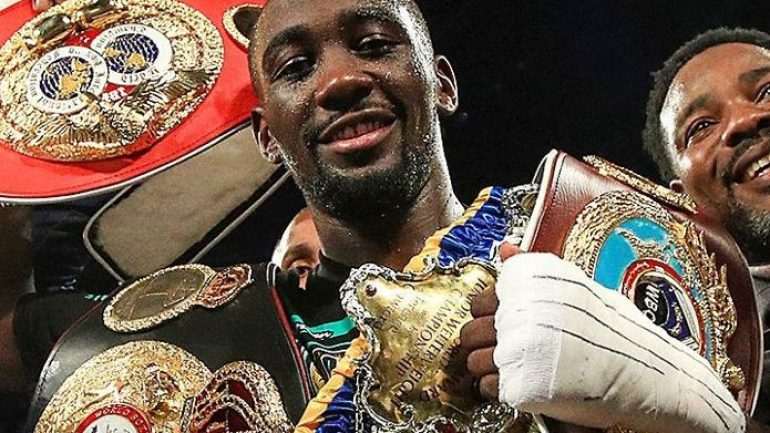 Terence Crawford-Shawn Porter is set for Nov. 20 in Vegas