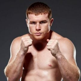 Canelo Alvarez