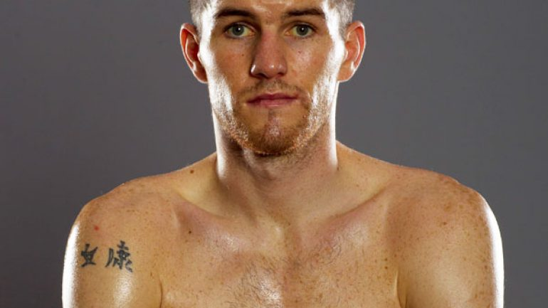 Liam Smith vs. Liam Williams now for interim 154-pound WBO title