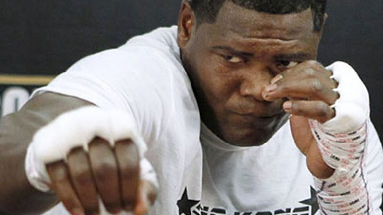Luis Ortiz injures thumb in sparring, off April 22 card in Brooklyn