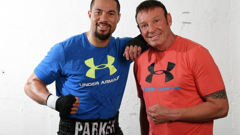 Joseph Parker to risk shot at Joshua by facing Dimitrenko on Oct. 1