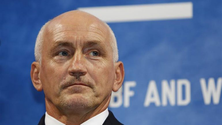 Best I Faced: Barry McGuigan