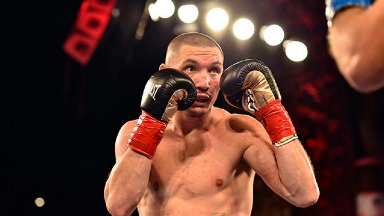 Shabranskyy stops Riojas in Round 3 to cap LA Fight Club