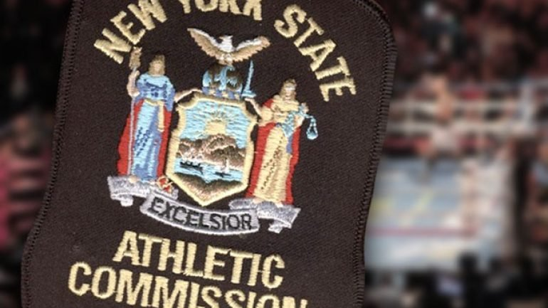 Twenty Questions for the New York State Athletic Commission