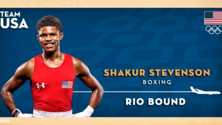 Olympics: Shakur Stevenson loses to Cuban in gold medal match