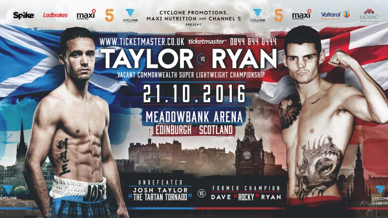 Josh Taylor electric in Commonwealth title victory