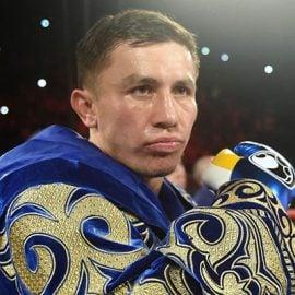 Gennadiy Golovkin