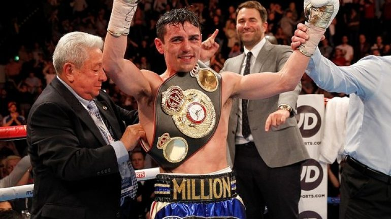 Anthony Crolla views Jorge Linares clash as a legacy fight