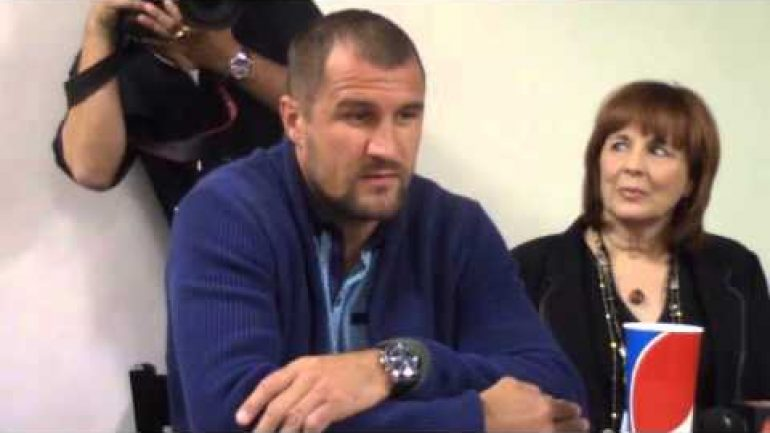Kovalev thinks Ward may pull out of June 17 rematch with injury